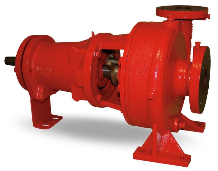 Inline Fire Pumps