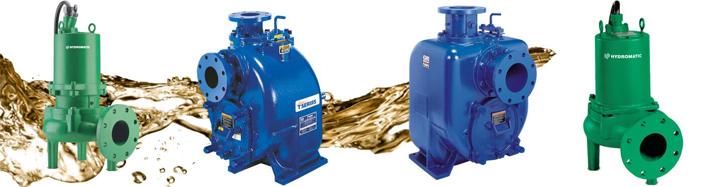 Sump and Sewage Pumps