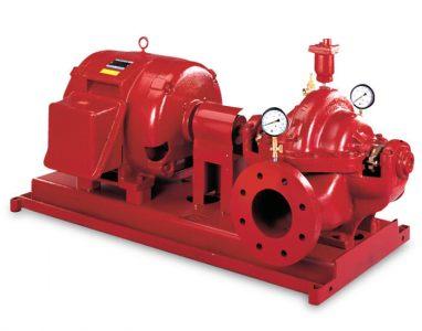 Aurora packaged fire pump