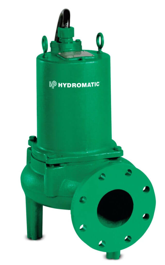 sewage ejector Hydromatic pump system