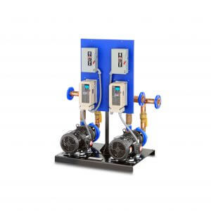 pressure booster pump for residential water