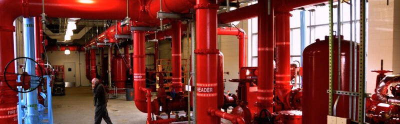 Fire water Pump Systems
