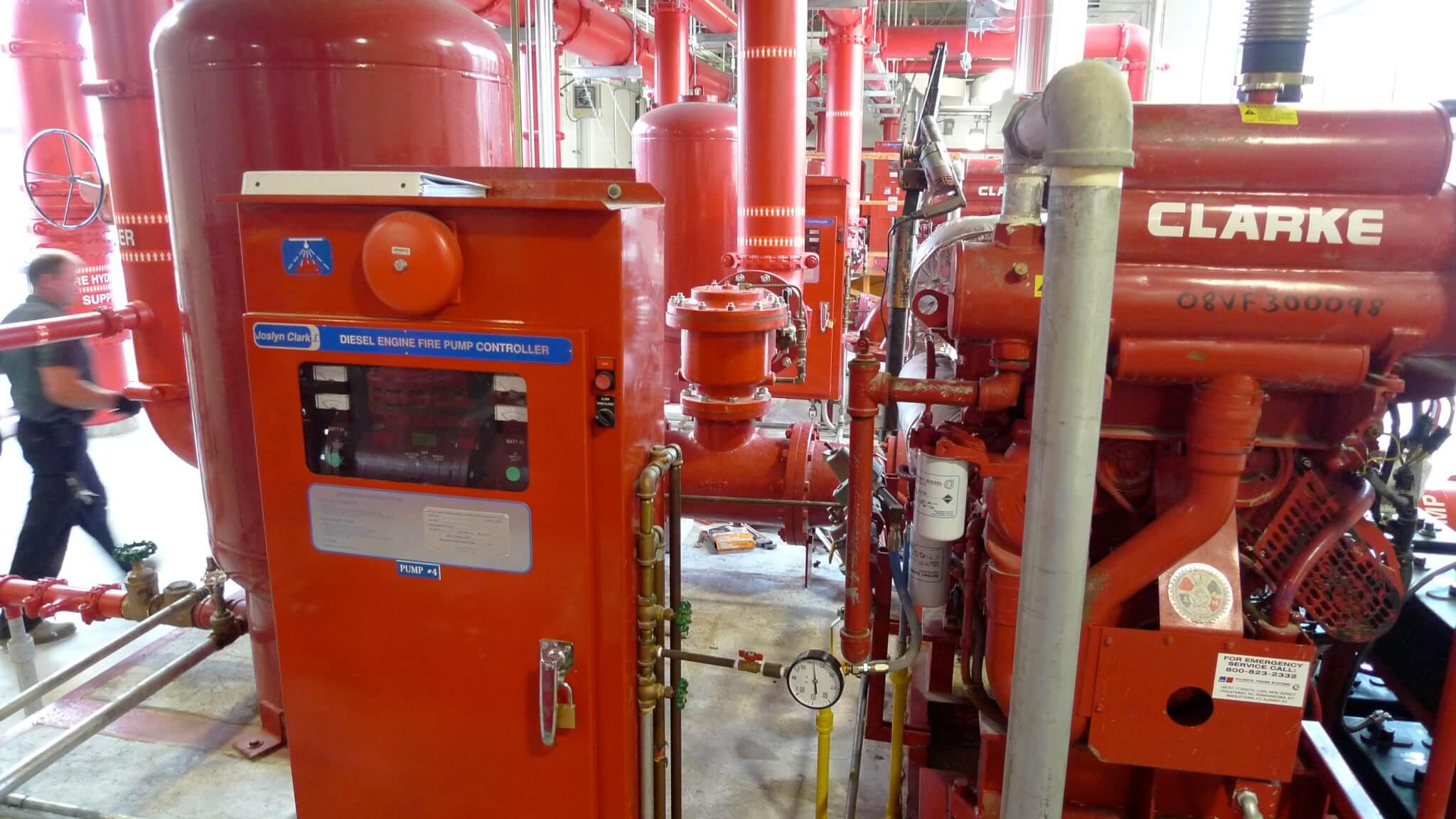 Aurora Fire Pumps