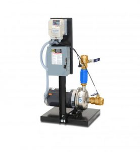 Domestic Water Booster Pump Systems