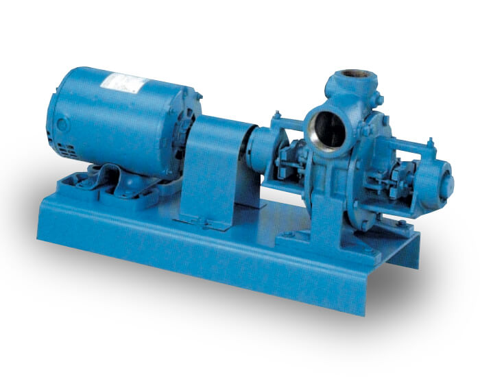 One and Two Stage Regenerative Turbine Pumps