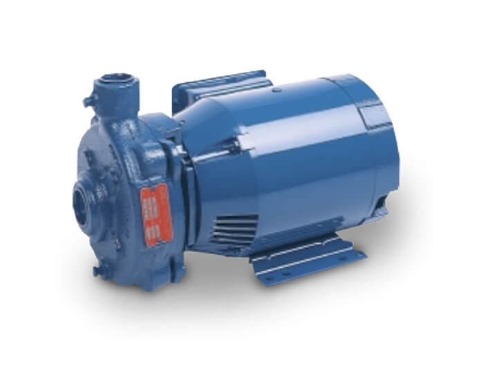 One Stage End Suction Pumps
