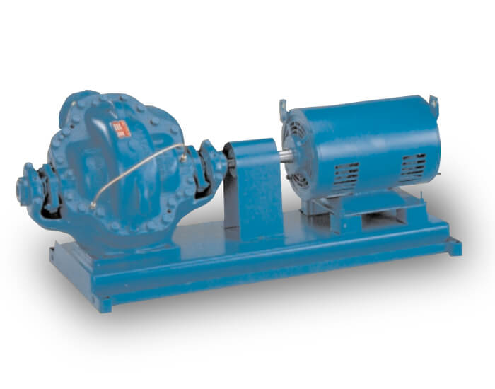 Horizontal Single Stage Split Case Pumps