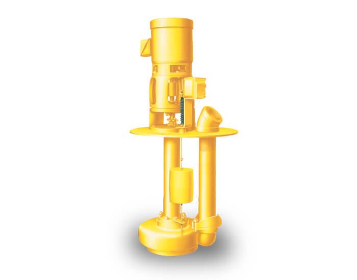 Aurora Series 630 - One Stage Sewage Pumps