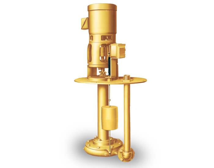 Aurora Series 640 - One Stage Sewage Pump
