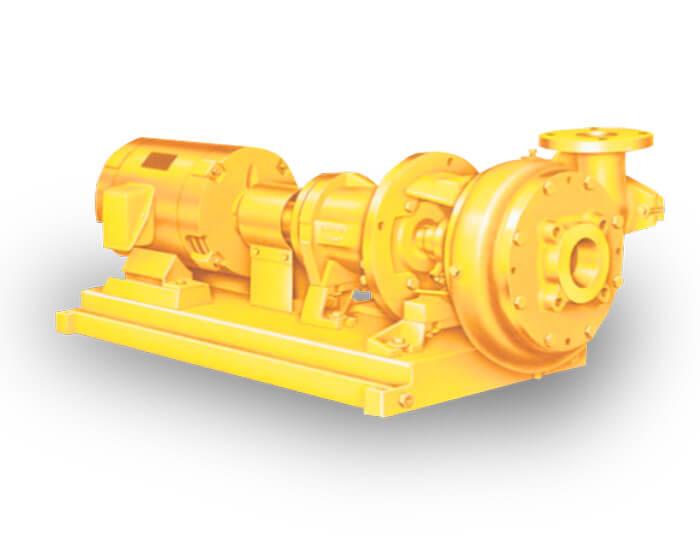 Aurora Series 650 - One Stage Sewage Pumps
