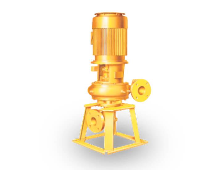 Series 660 - One Stage Sewage Pumps