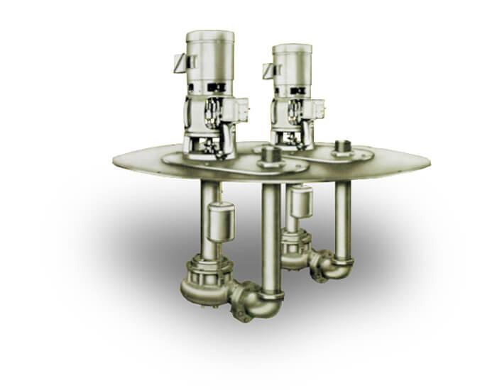 Series 670 - One Stage Sewage Pumps