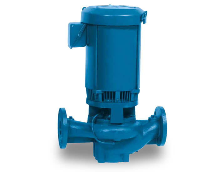 Single Stage Vertical In-Line Centrifugal Pumps