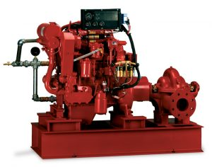 Split Case Diesel Pump