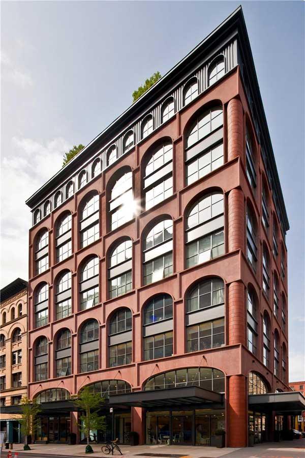 408 Greenwich Street Project