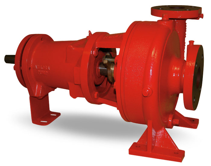 Inline Fire Pumps