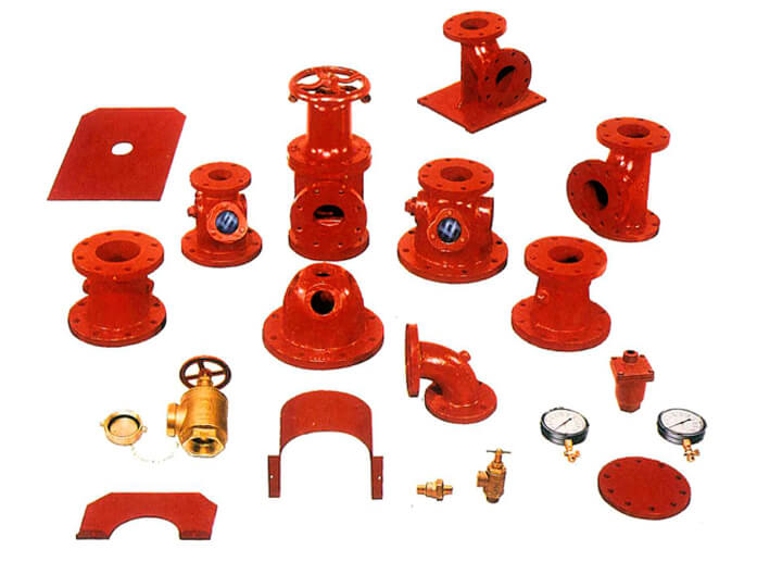 Fire Pump Accessories