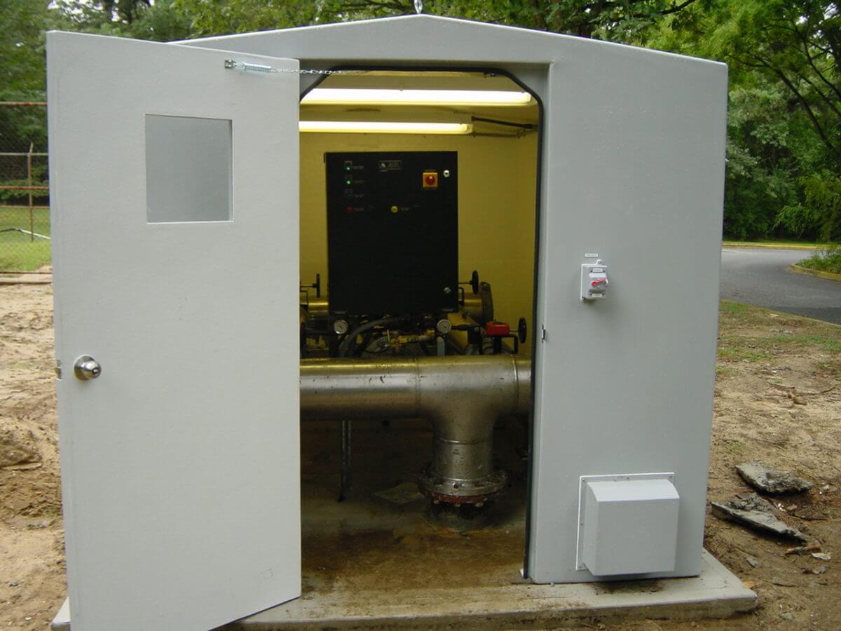 IRS Triplex Pump System Holtsville, NY