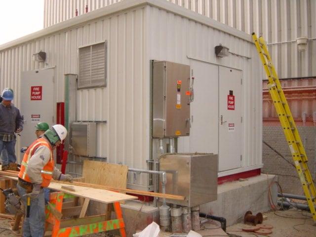 ConED Ravenswood Powerplant