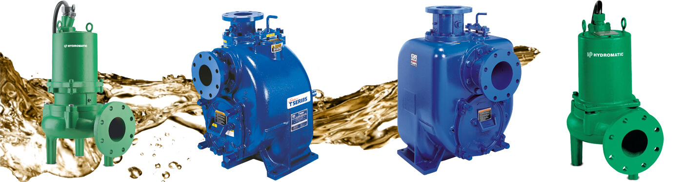Sump and Sewage Pumps