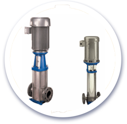 Multi-Stage Stackable Pumps