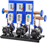 variable speed drive domestic water pumps