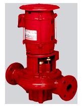 Inline Fire pumps - Series 911
