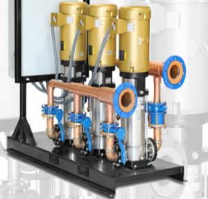 domestic water variable speed booster systems
