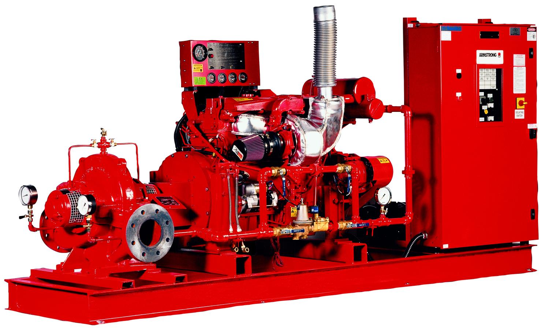 Aurora Fire Pump