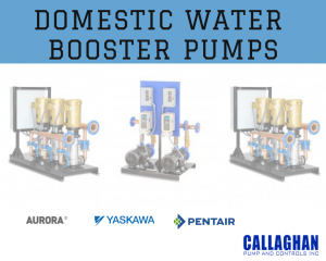 Domestic Water Booster Pumps
