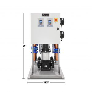 Domestic Water Pump System