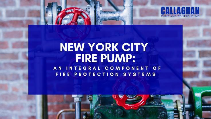 New York City Fire Pump