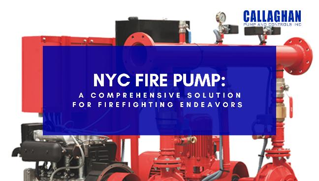 NYC Fire Pumps