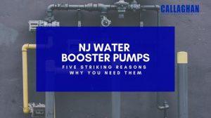 NJ Water Booster Pump