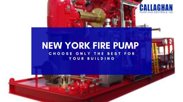 NY Fire Pump